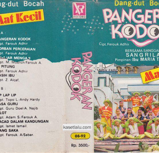 MAT KECIL - DANGDUT BOCAH - PANGERAN KODOK