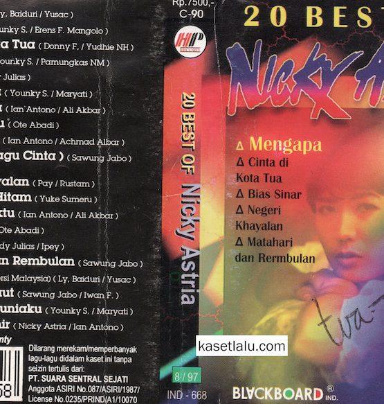 NICKY ASTRIA - 20 BEST OF