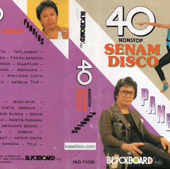 PANBERS - 40 NONSTOP SENAM DISCO