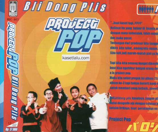 PROJECT POP - BLI DONG PLIS
