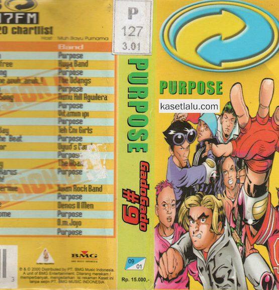PURPOSE - GADO GADO #9