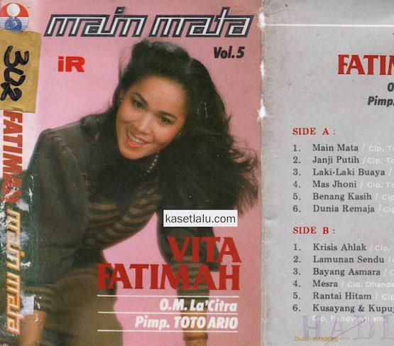 VITA FATIMAH - VOL. 5 MAIN MATA