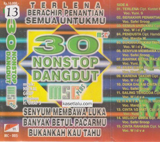 30 NONSTOP DANGDUT MSC - TERLENA