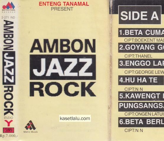 ENTENG TANAMAL PRESENT - AMBON JAZZ ROCK
