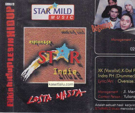 ESPIONAGE STAR INDIE SEMARANG 2003 (STAR MILD MUSIC)