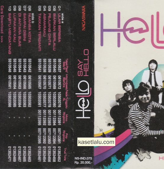 HELLO - SAY HELLO