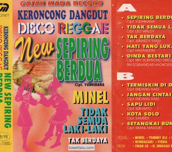 KERONCONG DANGDUT DISCO REGGAE - NEW SEPIRING BERDUA (MINEL)