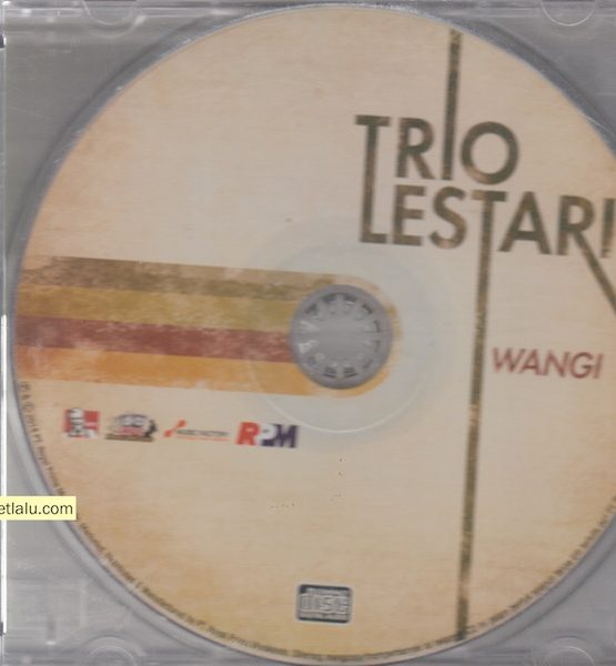 CD - TRIO LESTARI - WANGI (NO COVER)