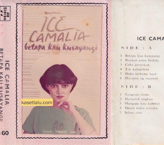 ICE CAMALIA - BETAPA KAU KUSAYANGI (BOOTLEG)