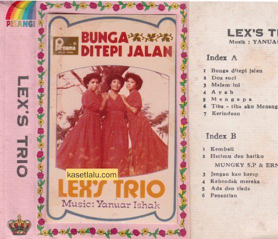 LEX'S TRIO - BUNGA DITEPI JALAN (BOOTLEG)