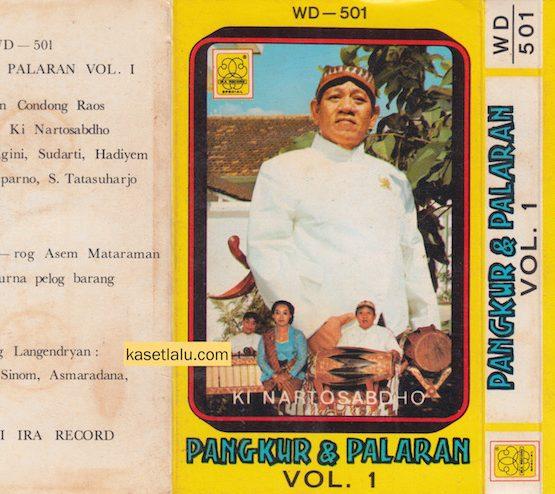 WD 501 - KI NARTOSABDHO - PANGKUR & PALARAN VOL. 1
