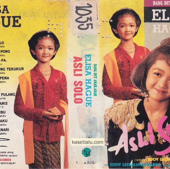 ELISA HAGUE - ASLI SOLO