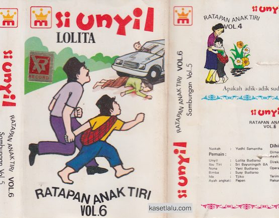 SI UNYIL - RATAPAN ANAK TIRI VOL. 6
