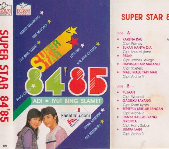 SUPER STAR 84 85