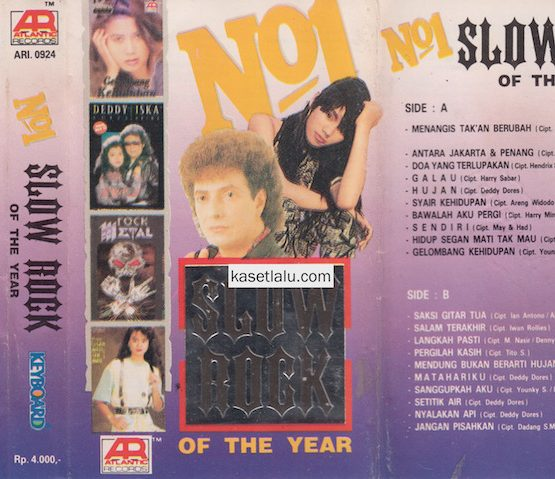 NO. 1 SLOW ROCK OF THE YEAR