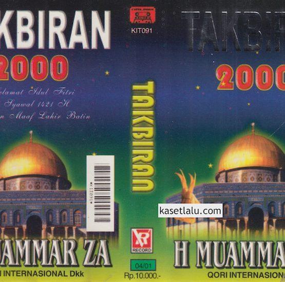 H. MUAMMAR ZA - TAKBIRAN 2000