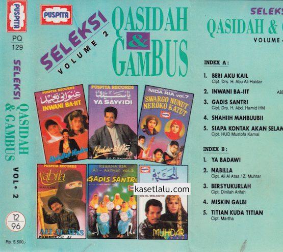 SELEKSI QASIDAH & GAMBUS VOLUME 2