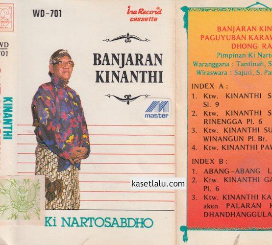 WD 701 - KI NARTOSABDHO - BANJARAN KINANTHI