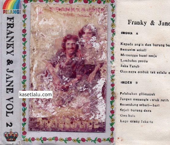 FRANKY & JANE - VOL. 2 (BAJAKAN)