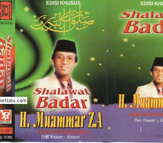 H. MUAMMAR ZA - SHALAWAT BADAR