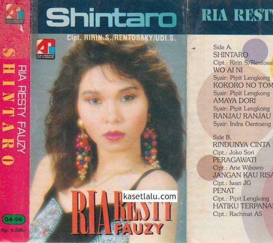 RIA RESTY FAUZY - SHINTARO