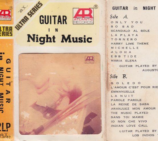 AR 2057 - GUITAR IN NIGHT MUSIC