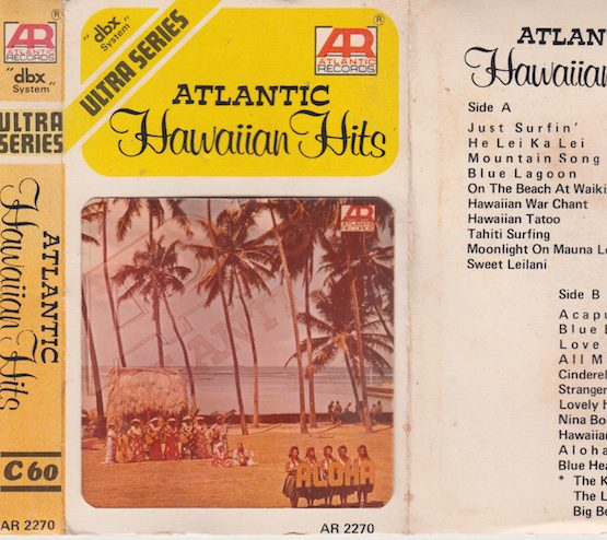 AR 2270 - ATLANTIC HAWAIIAN HITS