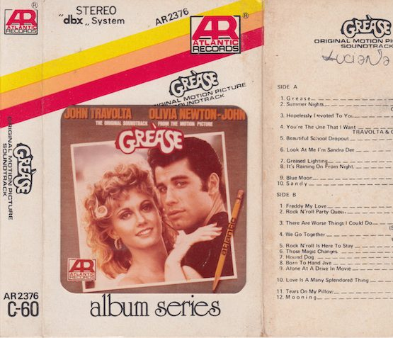 AR 2376 - OST. GREASE