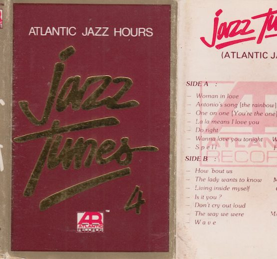 AR 2852 - JAZZ TUNES 4 (ATLANTIC JAZZ HOURS)