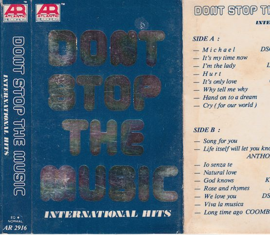AR 2916 - DON'T STOP THE MUSIC (INTERNATIONAL HITS)