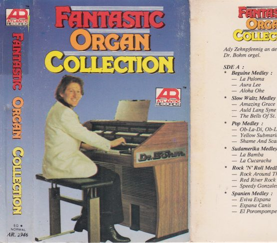 AR 2946 - FANTASTIC ORGAN COLLECTION