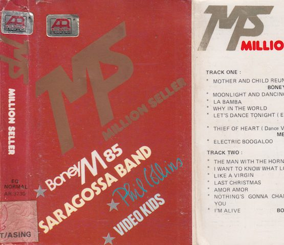 AR 3730 - MILLION SELLER (ATLANTIC RECORD)