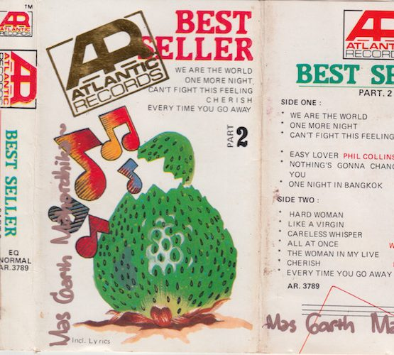 AR 3789 - ATLANTIC RECORDS BEST SELLER PART. 2