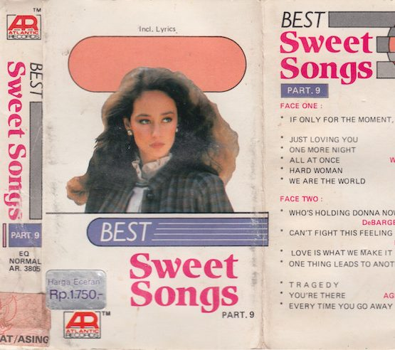 AR 3805 - BEST SWEET SONGS PART 9