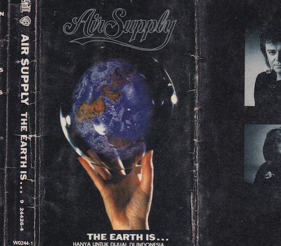 Air Supply - The Earth Is...