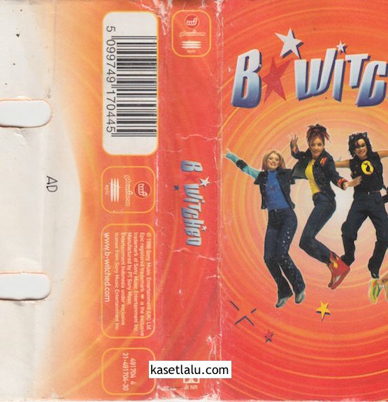 B*WITCHED - - LET'S GO