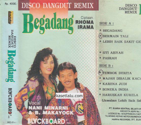 NANI MINARNI & B. MAKAYOCK - DISCO DANGDUT REMIX - BEGADANG