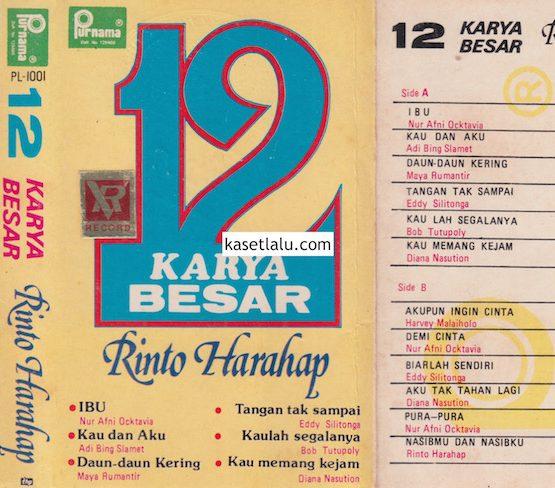 12 KARYA BESAR RINTO HARAHAP - IBU
