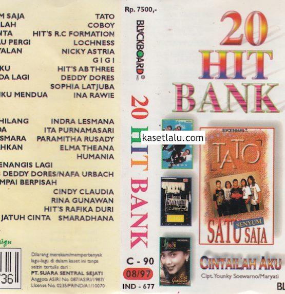 20 HIT BANK BLACBOARD
