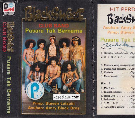 BLACK SWEET - PUSARA TAK BERNAMA
