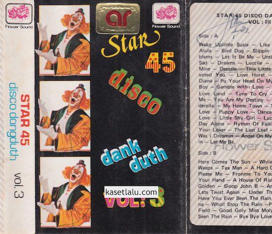 STAR 45 DISCO DANK DUTH VOL. 3