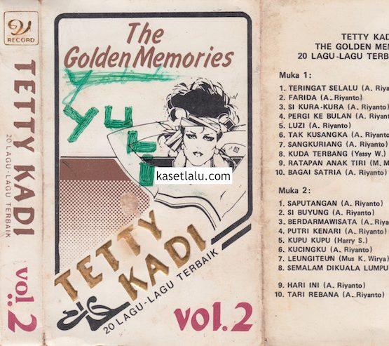 TETTY KADI - THE GOLDEN MEMORIES VOL. 2