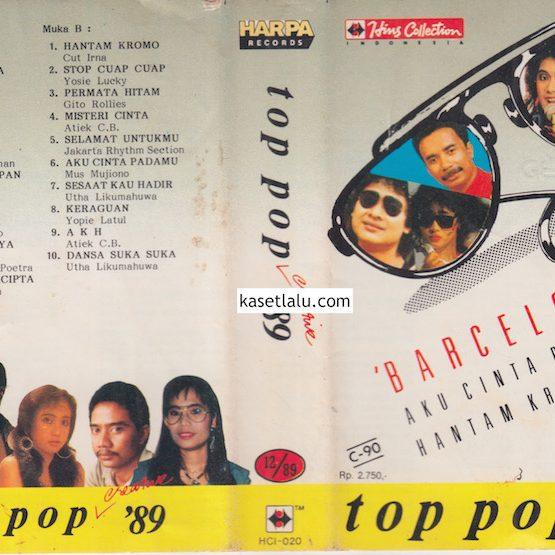 TOP POP '89 - BARCELONA
