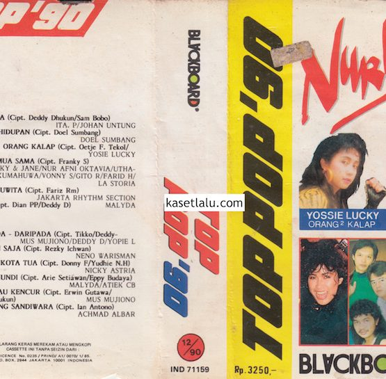 TOP POP '90 - NURLEILA
