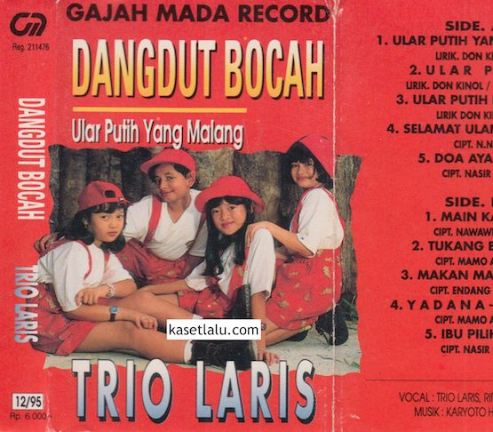 TRIO LARIS - DANGDUT BOCAH