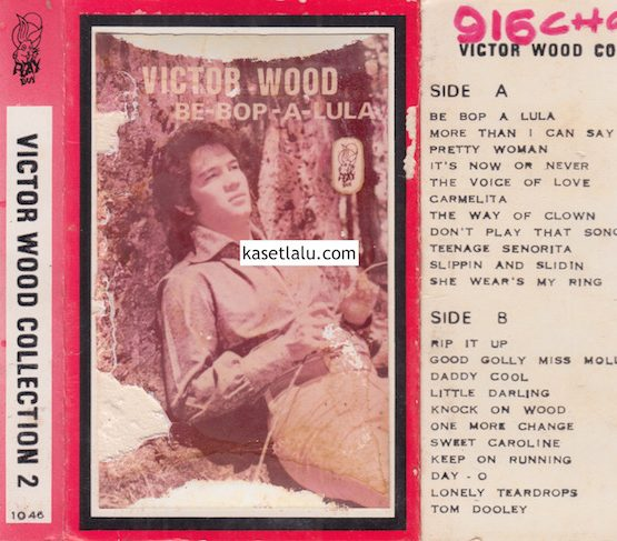 VICTOR WOOD - COLLECTION 2 BE BOP A LULA