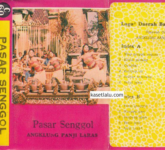 ANGKLUNG PANJI LARAS - PASAR SENGGOL (LAGU2 DAERAH BANYUWANGI)