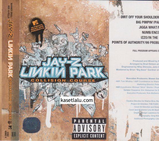 LINKIN PARK : JAY-Z - COLLISION COURSE