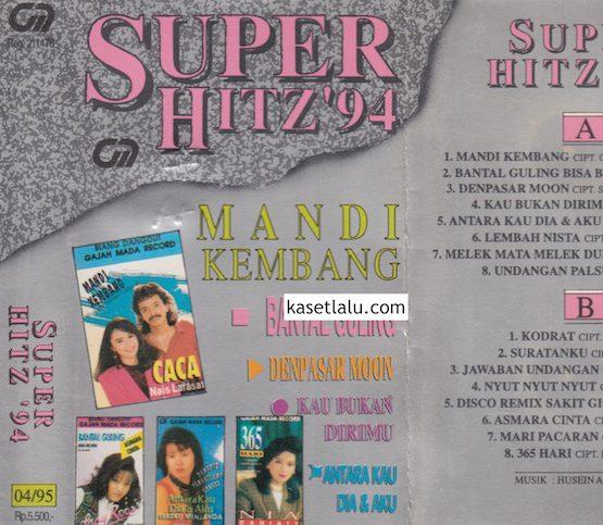 SUPER HITZ '94 - MANDI KEMBANG