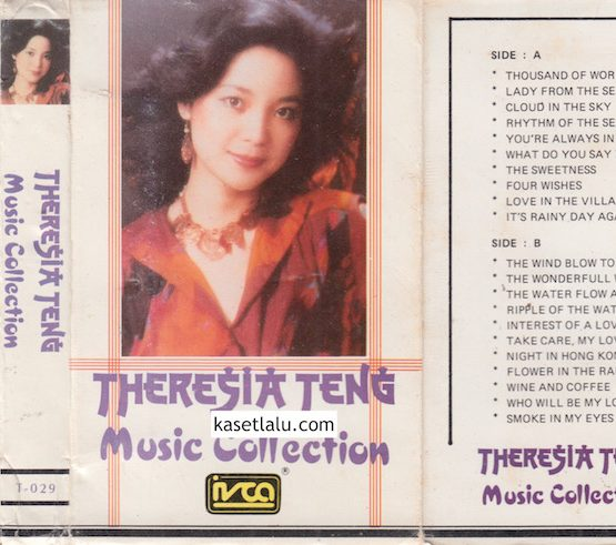 THERESIA TENG - MUSIC COLLECTION